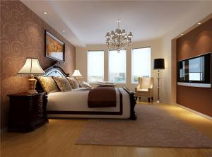 创意主卧室装修设计图片