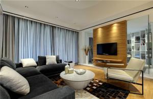 家装电视背景墙家具定做设