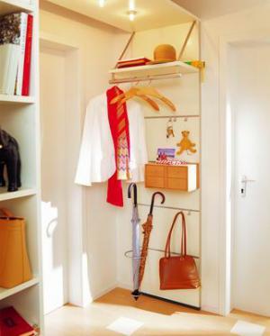衣柜鞋柜玄关墙装修效果图