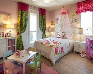 儿童房家具价格与图片