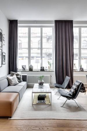 小户型设计沙发选购