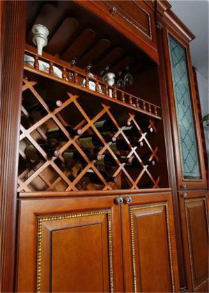 中式酒柜红酒柜