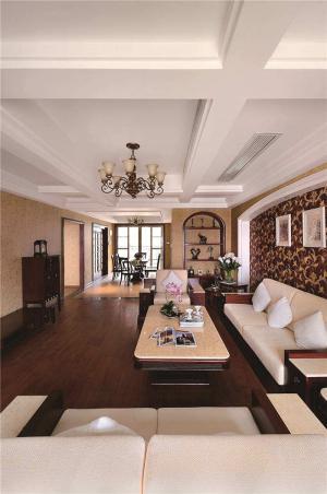 时尚大客厅沙发