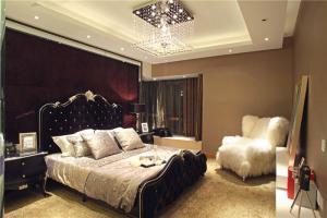 豪华欧式卧室装修图片
