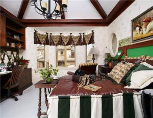 欧式卧室装修搭配