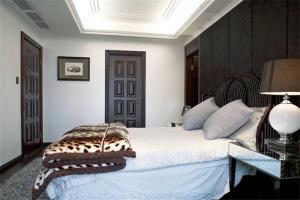 美式小卧室装修案例欣赏