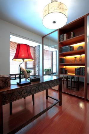 中式风格家具小书房装修风