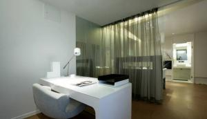 小公寓案例书房布置效果图