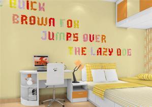 儿童房榻榻米整体装修设计