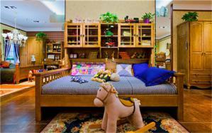 儿童房设计与装修样板间