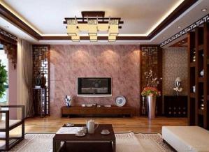 中式电视背景墙图册