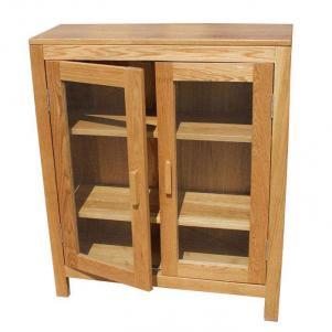 白榆木矮书柜