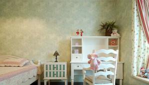 梦幻10平米儿童房设计