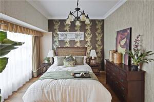 欧式奢华小卧室装修图片