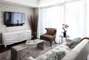 豪华中式电视柜