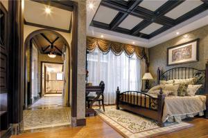 公寓简欧卧室装修