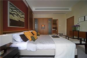 日式卧室装修图片大全