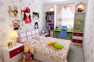儿童房设计与装修定制家具