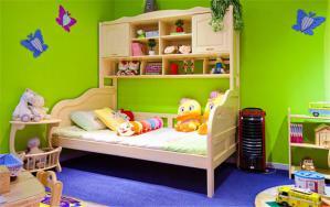 创意儿童房板材家具定制