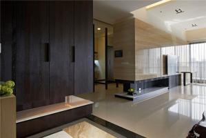 现代简约背景墙客厅家具