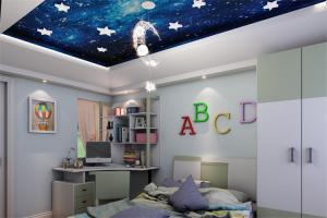 儿童房榻榻米设计空间