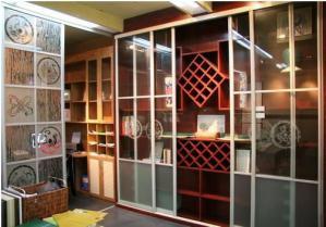 强大功能家装设计酒柜