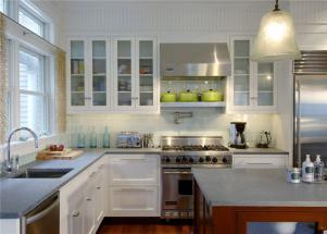 大户型整体厨房橱柜