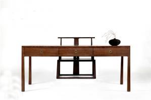 中式书桌禅意家具