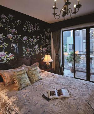 飘窗卧室设计图片大全