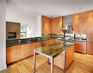 L型厨房厨柜