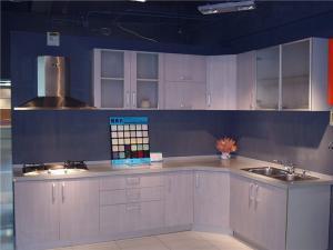L型小厨房橱柜