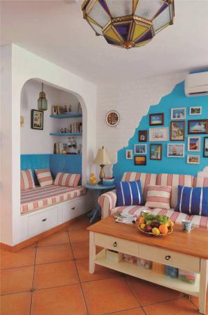 时尚客厅组合沙发图片