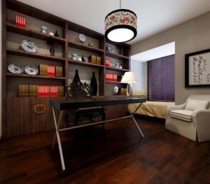 书房装饰设计素材免费下载
