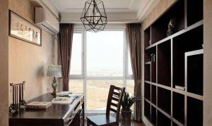 新中式阳光书房装饰设计