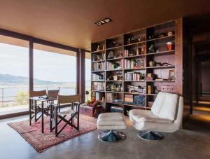 混搭风格小书房装修风格