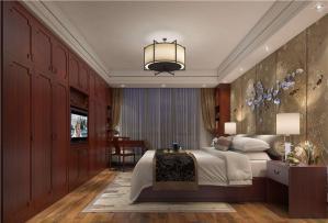 中式风格卧室汇总
