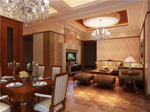豪华欧式家具餐桌图片