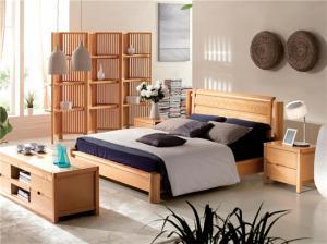 家具床套装家具