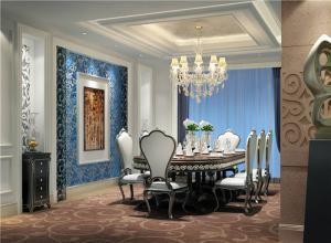 小清新欧式家具餐桌