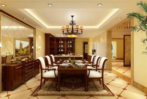 新古典客厅餐桌椅