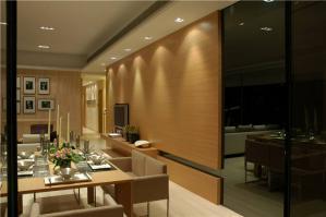 公寓中式餐桌�D片