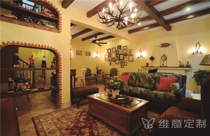 公寓客厅沙发