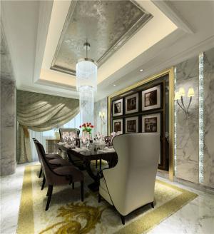公寓餐桌效果图欣赏