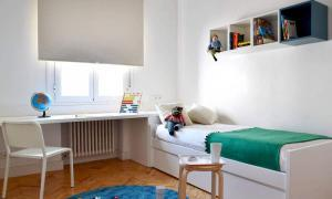 卧室小孩书房装修效果图