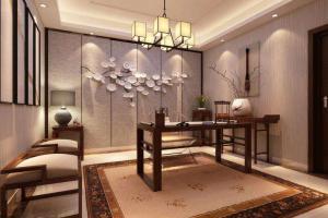 中式书房装修效果图汇总