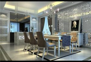 小户型欧式家具餐桌