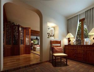 欧式实木客厅家具