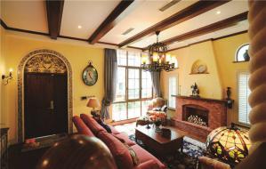 欧式奢华客厅沙发
