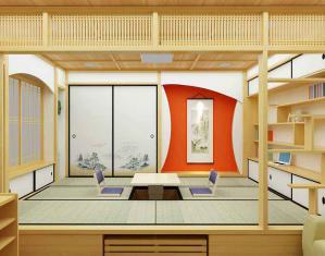 2017小户型日式书房