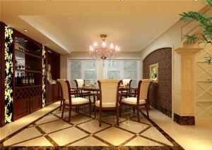 家居客厅餐桌椅